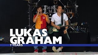 Video Lukas Graham - '7 Years' (Live At The Summertime Ball 2016) MP3, 3GP, MP4, WEBM, AVI, FLV Oktober 2018