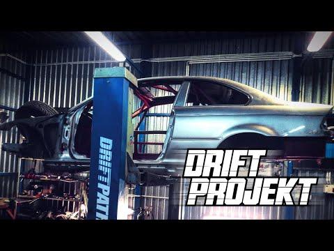 DRIFT PROJEKT - BMW e46 #2 - Blacharka