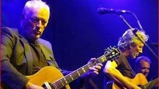 David Gilmour&Roger Waters (Pink Floyd) Live 2010 (Palestinian Charity)