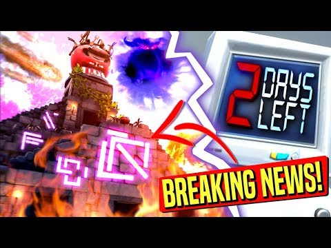 *BREAKING NEWS* TOMATO TEMPLE RUNES CONFIRM FORTNITE CUBE'S NEXT MOVE! DOOMSDAY CUBE UPDATE!: BR