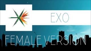 Video EXO - Forever [FEMALE VERSION] MP3, 3GP, MP4, WEBM, AVI, FLV Juli 2018