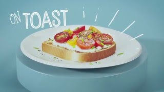 Keep on Sandwich-ing with Dempster's – Tomatoes & Cream Cheese Toasted Snack