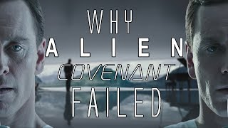 In this video essay I analyse the 3 main weaknesses Alien Covenant has...Please Like and Subscribe for more :)My Patreon: https://www.patreon.com/henrysharpeThankyou to Nikki DeKeuster for being my first patreon :)
