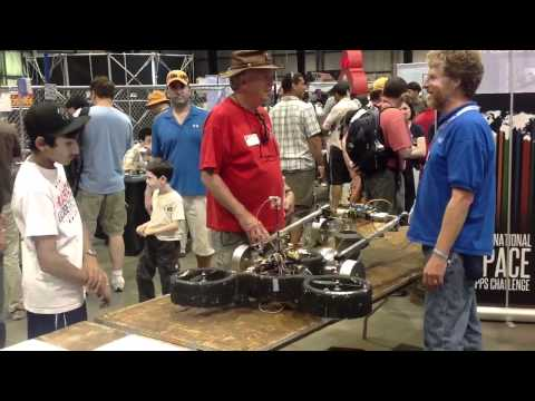 Team Phoenicia @ Maker Faire part 2
