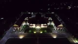 Berau Indonesia  city photos : Dji Phantom 3 - Low Light Kantor Bupati Berau