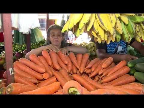 Verduras e hortaliças têm queda nos preços