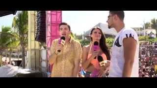 MTV Spring Break - Afrojack feat. Wrabel LIVE (Performing 'Ten Feet Tall')