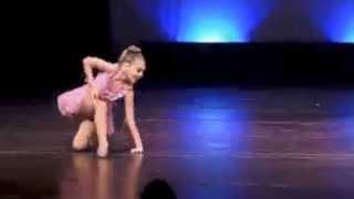 Dance Moms Girl Talk - How Maddie Felt When Her Music Started To Skip