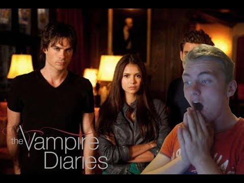 """The Vampire Diaries 1x2 Reaction """"The Night of the Comet"""""""