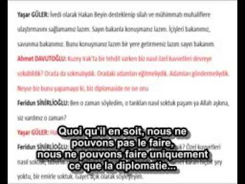Complot turc pour entrer en guerre ouverte contre la Syrie (part1)