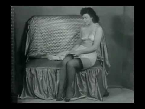 Betty Page - Bondage Queen Teil.5 (видео)