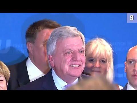 Hessen hat gewählt: CDU und SPD erleiden schwere Verl ...