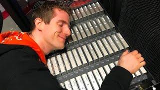 INSTALLING THE PETABYTE - Server Room Upgrade Vlog