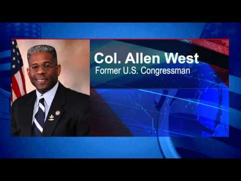 Fmr Congressman Allen West on