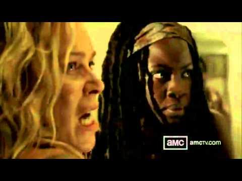 0 Walking Dead Season 3 Trailer   SD Comic Con