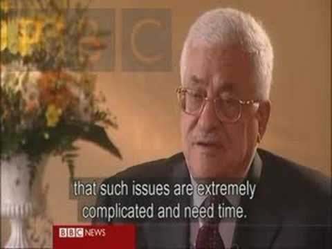 HARDtalk with Mahmoud Abbas 1