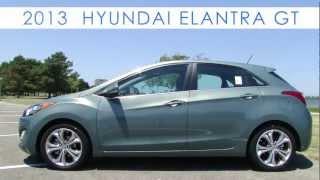 2013 Hyundai Elantra GT | Quick Review | CAR NATION CANADA