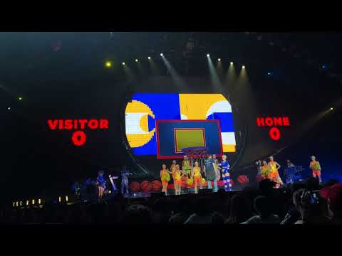 Swish Swish LIVE - Katy Perry @ Adelaide Entertainment Centre 2018-07-28