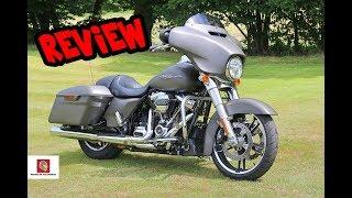 3. 2018 Street Glide Stage 1 Harley Davidson Review