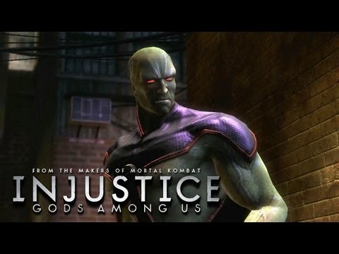 RajmanGamingHD - Remember to select 720p or 1080p HD◅◅ Martian Manhunter and John Steward skin for Green Lantern revealed for Inujustice: Gods Among Us New FaceBook page: ...