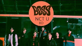 Video NCT U (엔시티 유) - BOSS [8D USE HEADPHONES] 🎧 MP3, 3GP, MP4, WEBM, AVI, FLV Juni 2018