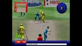 Pepsi IPL 6 Patch For EA Sports Cricket 2007-2013