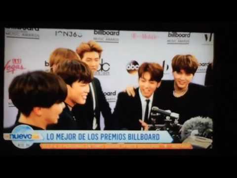 BTS cantando en español - despacito