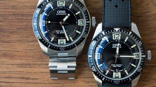 HANDS ON with the ORIS DIVERS 65 TOPPER LIMITED EDITION