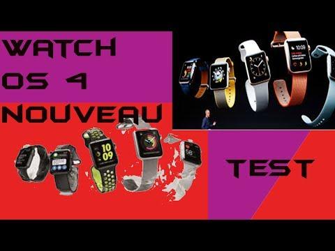 Nouveauté Watch OS 4 Bêta Transformer Votre Apple Watch En Véritable Lampe de Poche