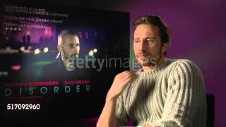 Nonton Matthias Schoenaerts Talks About  Disorder Maryland   Ptsd  War Veterans And James Bond Film Subtitle Indonesia Streaming Movie Download