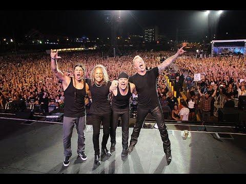 Video METALLICA - Full Show in Lollapalooza Brazil - 25 March 2017 (HQ Sound) download in MP3, 3GP, MP4, WEBM, AVI, FLV January 2017