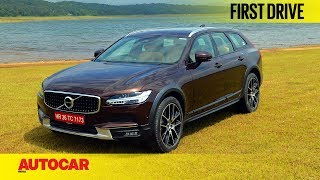 SUV-like practicality, unique style, loads of equipment and proper luxury chops make the Volvo V90 Cross Country quite an interesting proposition, as Gavin D'souza finds out on a rainy drive in Coorg. SUBSCRIBE to Autocar India for hottest automotive news and the most comprehensive reviews ► http://bit.ly/AutocarIndAutocar India is your one stop source for test drive reviews & comparison test of every new car released in India. We also offer a great mix of other automotive content including podcasts, motor show reports, travelogues and other special features.Click this link for latest car reviews ►http://bit.ly/ACI-NewCarReviewsClick this link for comparison tests of latest cars & bikes ►http://bit.ly/ACI-ComparisonClick this link for latest bike reviews ►http://bit.ly/ACI-BikeReviewsClick this link for Autocar India exclusive features ►http://bit.ly/ACI-FeaturesVisit http://www.autocarindia.com for the latest news & happenings from the auto world.Facebook: http://www.facebook.com/autocarindiamagTwitter: http://www.twitter.com/autocarindiamagG+: https://plus.google.com/+autocarindia1