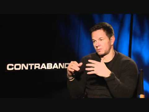 Contraband (2012) Official Interview Mark Wahlberg