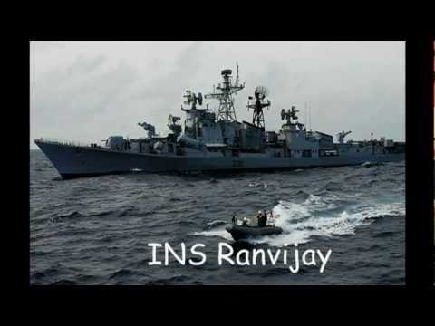 INDIAN NAVY 2012 The Warriors of Water