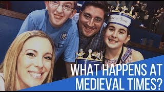 What Happens At Medieval Times?Have you ever wanted to see the knights in shining armor duke it out on their horses? Eat without utensils? Dine with kings and queens? now is your chance! We had such a fun time at Medieval Times - an absolute must-do with the kids! Purchase Tickets here: http://www.medievaltimes.com/purchase-tickets/index.html?c=3