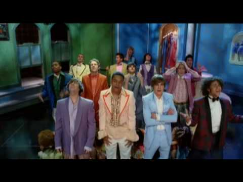 High School Musical 3 - A Night To Remember (Music Video HQ)