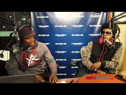 Trinidad James Talks Life Before Rapping on Sway in the Morning