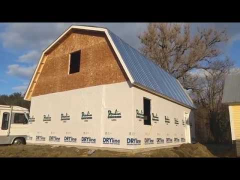Build a Garage Gambrel 2