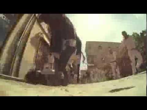 Anuncio de camión volvo grabado en Ciudad Rodrigo (Salamanca)