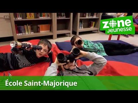 École Saint-Majorique : NoteRythme