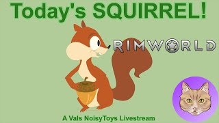 """This is a COMPLETED livestream. ** ** READ CHAT RULES! ** Time for a random SQUIRREL! ... er, I mean """"game""""."""