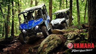 5. The Yamaha Wolverine X4 Side-by-Side