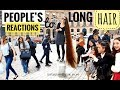 Download Lagu PEOPLE ARE SHOCKED BY VERY LONG HAIR Mp3 Free
