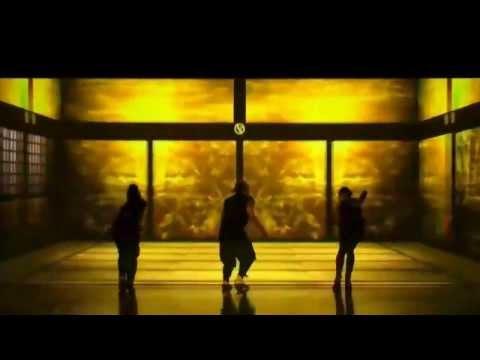 好震憾的表演!精湛舞蹈 & 3D視覺Show~
