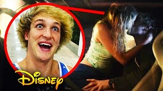 TOP 10 YouTubers HIDDEN In Disney TV Shows! (Logan Paul, Jake Paul, Miranda Sings, Superwoman)