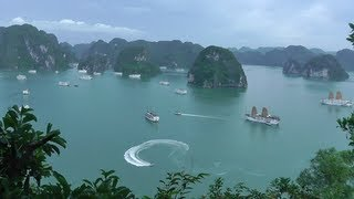Halong Vietnam  City new picture : Traveling Vietnam: Hanoi to Halong Bay