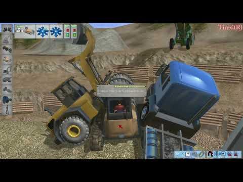 Bagger Simulator 2011 Gameplay