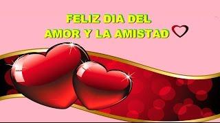 Mensajes De Amor Y Amistad En El Dia De San Valentin, Feliz Dia Del Amor