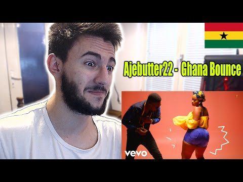 Ajebutter22 - Ghana Bounce (Official Video) REACTION