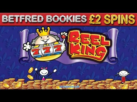 Reel King Slot Bookies Gameplay -